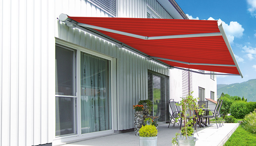 awnings for patios and balconies