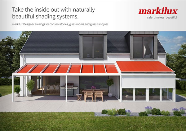 awnings for open spaces
